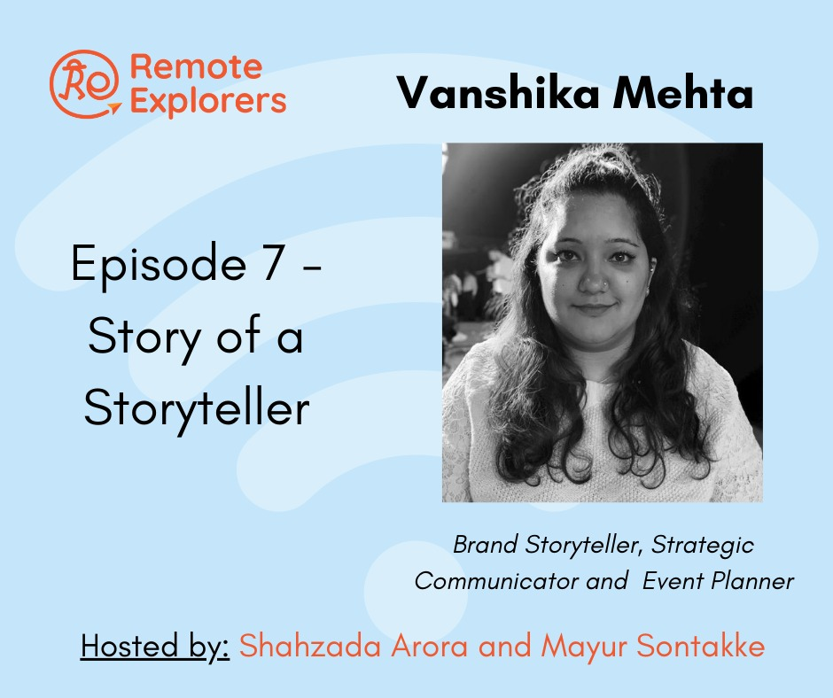 Story of a Storyteller