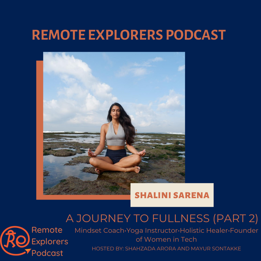 Shalini Sarena: A Journey to Fullness (Part 2)